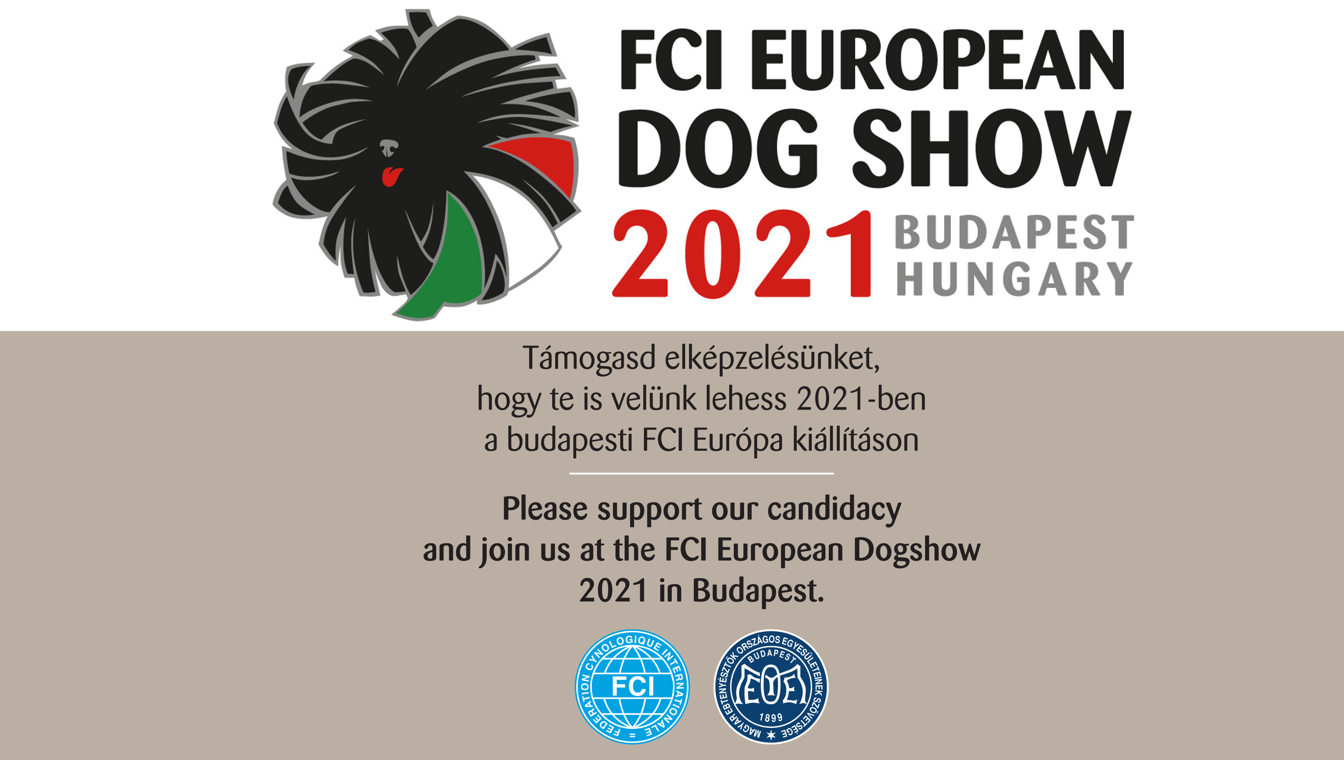 FCI European Dog Show 2021