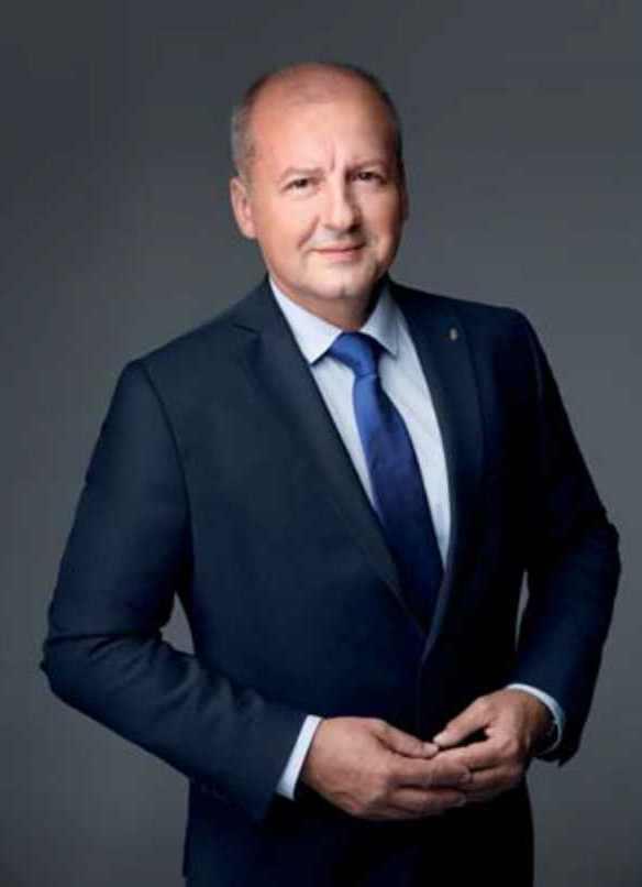 Simicskó István köszöntője
